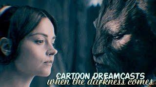 » wenn die Dunkelheit kommt (cartoon dreamcasts: b-Tag-collab)