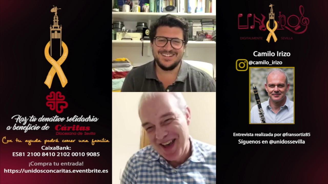 Entrevistas Instagram Camilo Irizo   Unidos Sevilla
