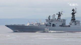 VL.ru - День ВМФ 2017 во Владивостоке