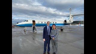 VOA连线(张蓉湘):美国之音专访确保王夕越获释的美国特使