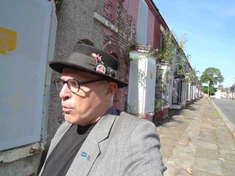 Dingle/Toxteth - Welsh streets - regeneration tales
