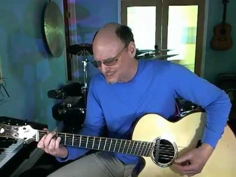 Crazy by Willy Nelson (Patsy Cline) Lesson By Chris Kemp