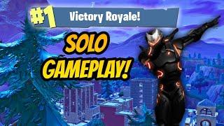 Fortnite Omega!! Solo Gameplay