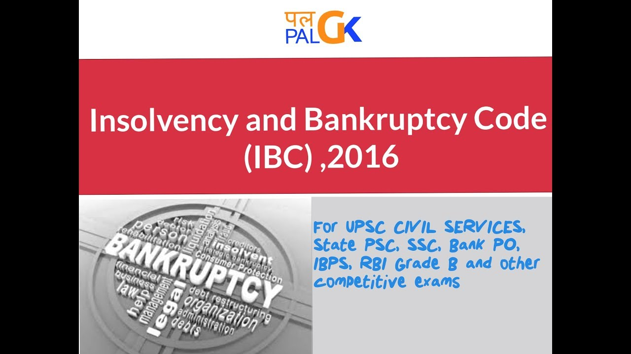 United states bankruptcy code 2016 edition image array insolvency and bankruptcy code ibc explained u0026 simplified youtube rh youtube com fandeluxe Image collections
