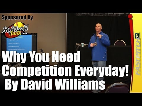 Why You Need Competition Everyday