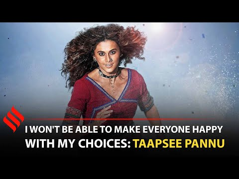 Taapsee Pannu: If My Films Don't Have A Mudda, Eyebrows Are Raised