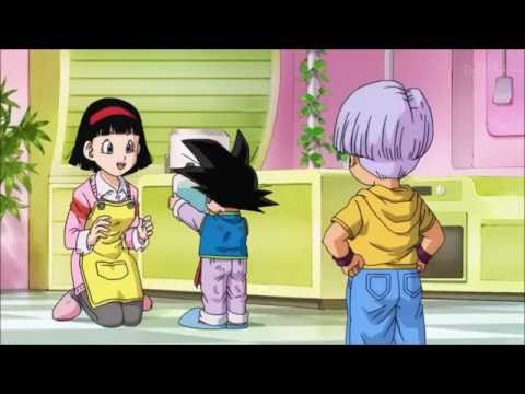 Trunks And Goten Give Videl A Wedding Present Dragon Ball Super Episode 1 Dbzsongotenfanclub