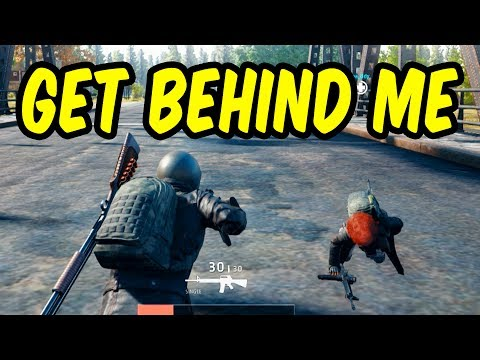 Saving Private Stefan - Battlegrounds Funny Moments & Epic Stuff
