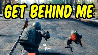 Saving Private Stefan - PlayerUnknown's Battlegrounds Funny Moments & Epic Stuff (PUBG)