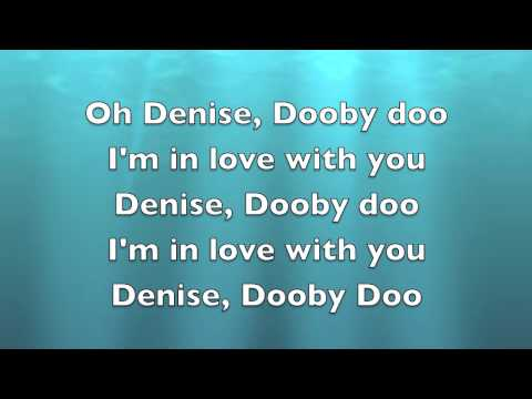 denise lyrics (randy and the rainbow)