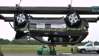 2014 Jeep Grand Cherokee | Frontal Crash Test Documentation by NHTSA | CrashNet1