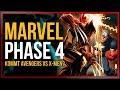 MARVEL PHASE 4 - Kommt AVENGERS VS X-MEN nach Endgame? | onsXreen