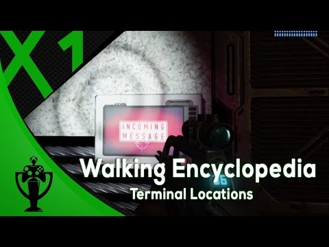 Halo: 2 :: All Terminal Locations :: Walking Encyclopedia Achievement Guide