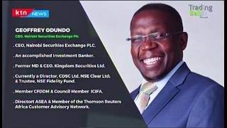 NSE CEO Geoffrey Odundo reveals how trading has been since January | TRADING BELL