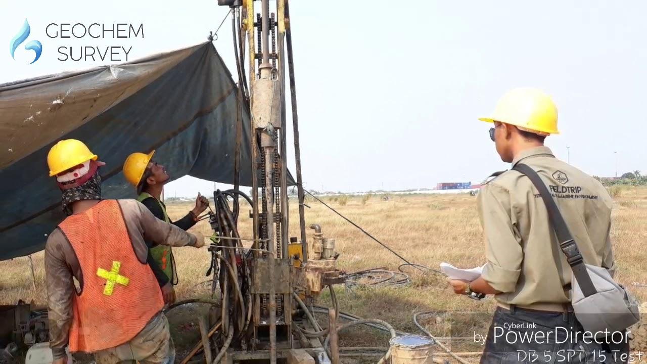 Jasa Bor Geoteknik Untuk Soil Investigation Test Geochem Survey
