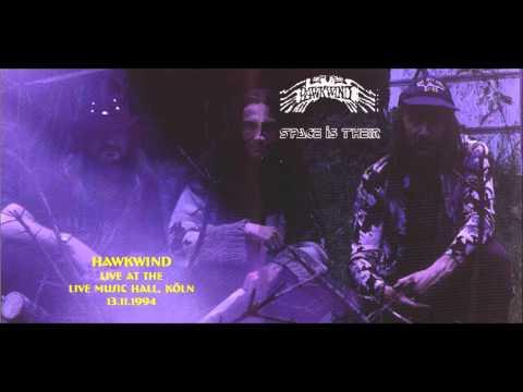 Hawkwind - Live Music Hall, Cologne, Germany, 13th November, 1994