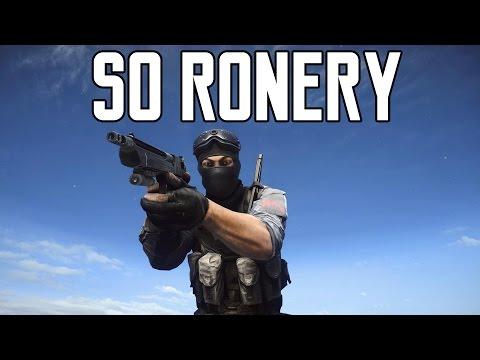 So Ronery (Battlefield 4 Dragon's Teeth DLC)