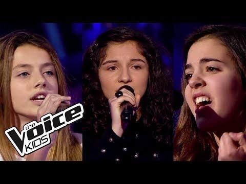 The Voice Kids 2014 | Naya, Virginia et Victoria - Let Her Go (Passenger) | Battle