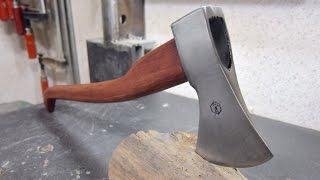 DIY | Axe handle