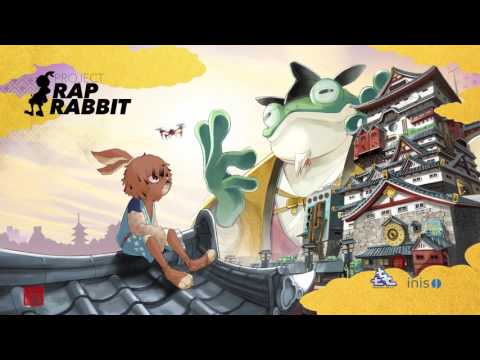 Project Rap Rabbit - Website Teaser
