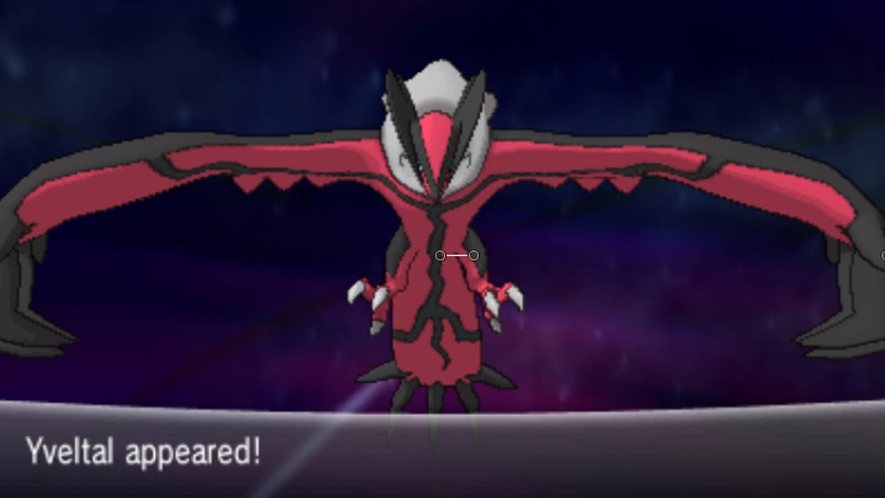 Pokemon X and Y Part 59 - Catching Yveltal [ CRITICAL ...