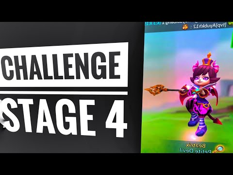 Lords Mobile - Petite Devil Limited Challenge Stage 4 (2020)
