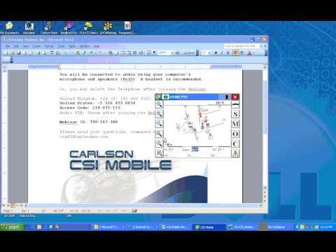 Carlson CSI Mobile, 2009