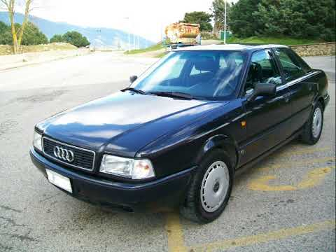My Old Car : Audi 80 2.0 E B4 1993