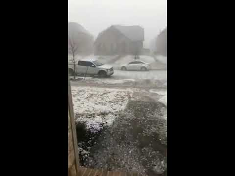 Jay and Dawn - Crazy Hailstorm