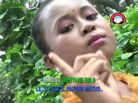Lagu Anak Anak - Sluku Sluku Bathok - Saskia