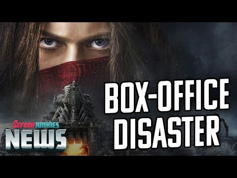 Mortal Engines: Biggest Flop of 2018? - Charting with Dan!