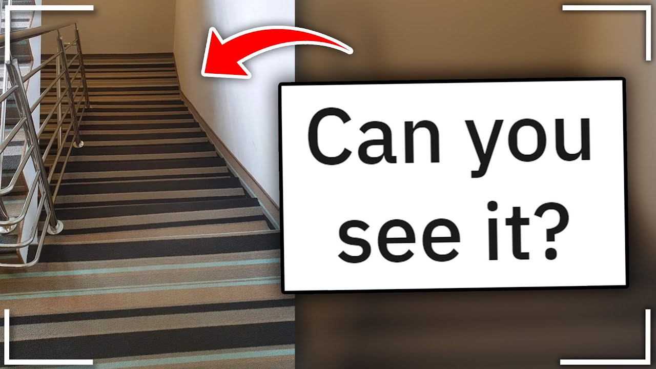 The Forbidden Stairs   r/crappydesign