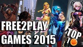 ▼ Top 10 Free2Play GAMES 2015 ▼ Die besten kostenlosen Spiele 2015