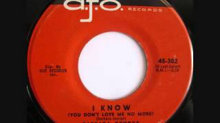Barbara George -  I Know