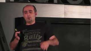 Big gap or generation .net: Samvel Martirosyan at TEDxYerevan