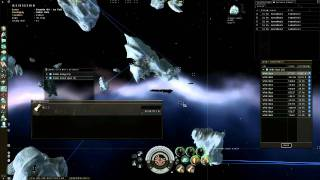 EVE Online Mining Ships: Part 4/4: Ice Miner - Hulk, Refining Ore & Ice