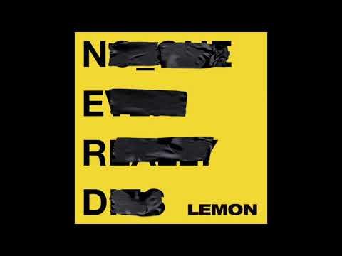 N.E.R.D & Rihanna - Lemon (CLEAN)