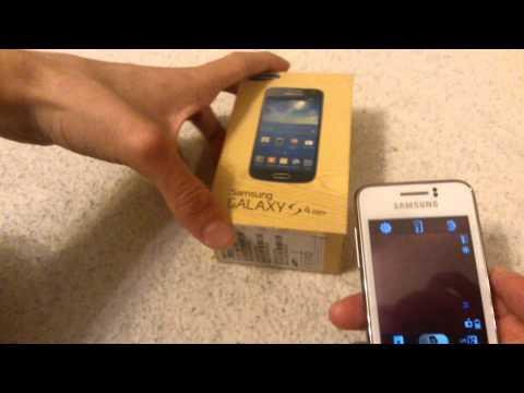Samsung galaxy S4mini v.s samsung rex 80