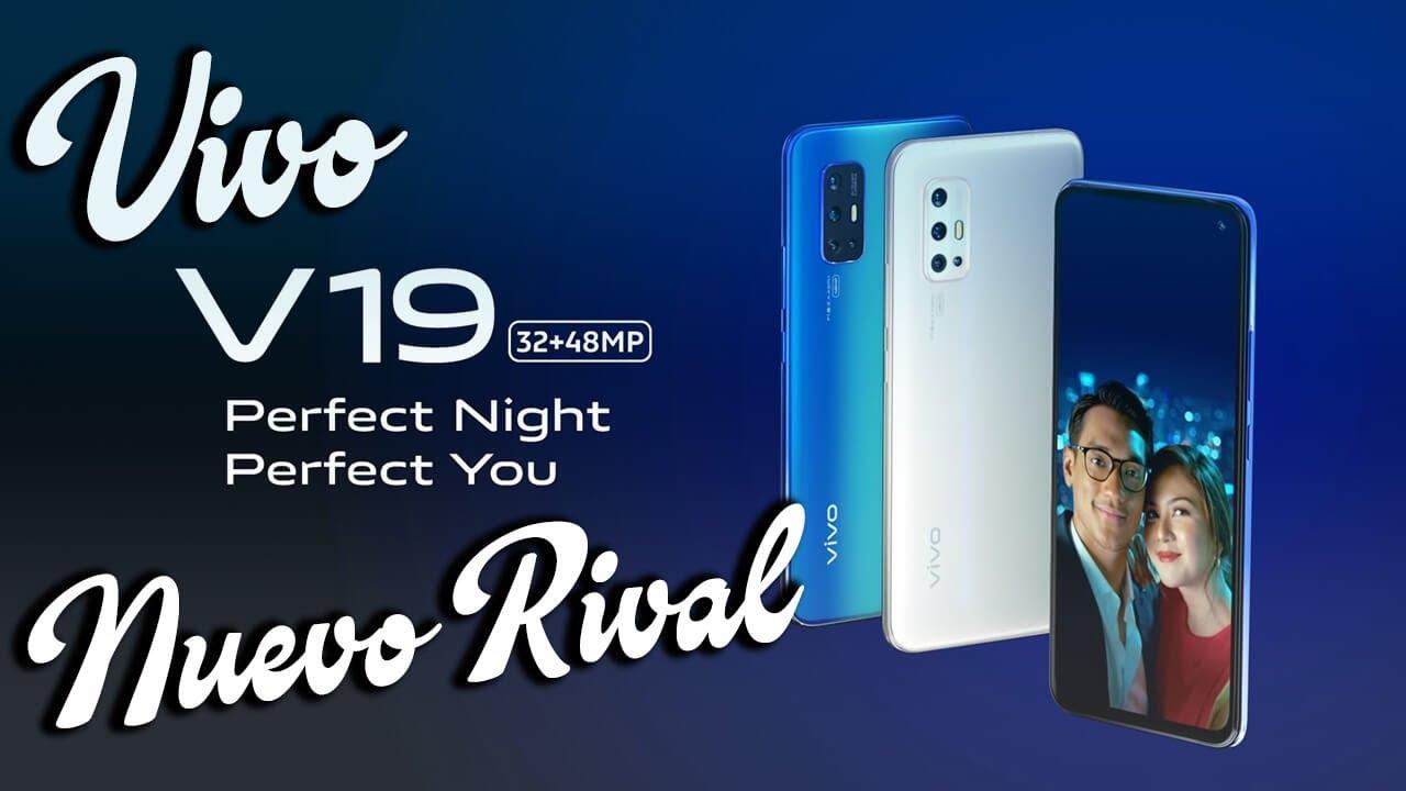 VIVO V19 ATACA A Redmi Note 9S y Realme 6 ¿PODRÁ?