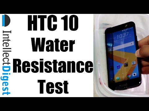 big sale e9dfb 78328 Is HTC 10 WaterProof? Find Out! | Intellect Digest