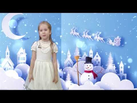 14 Кишеева Настя Снегурка 2019