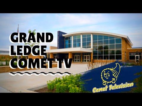 Grand Ledge High School Student News January 10th 2020
