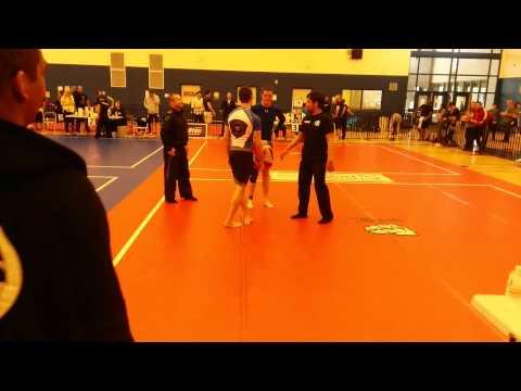 Michael Sheehan vs Seth Connor