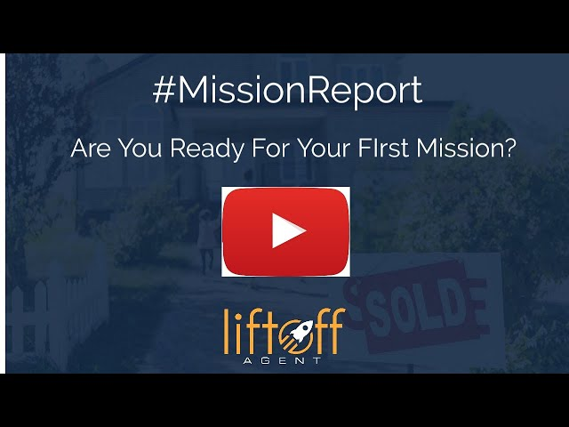 #missionreport Intro video are you ready for your first mission?