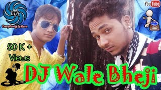 """... its a """"everything is here"""" presentation song - dj wale bheji singer amit koli starr..."""