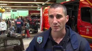 Sapeurs-pompiers : des portes ouvertes pour un voyage dans le temps