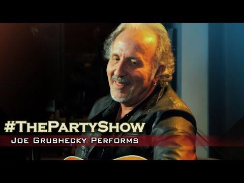 Joe Grushecky Performs Still Looks Good for 60