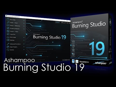 ashampoo burner for windows 10