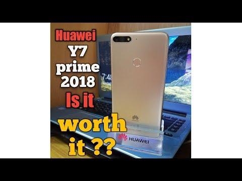 Huawei Y7 Prime (2018) Video clips - PhoneArena