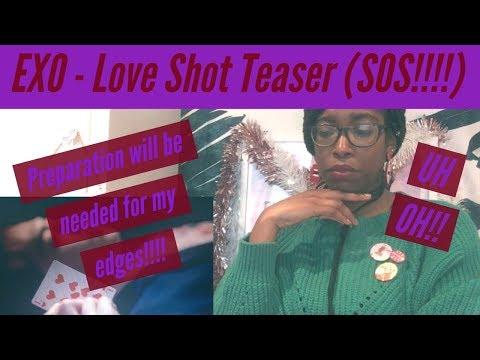 """""""Let us Pray!!"""" EXO 엑소 'Love Shot' MV Teaser #1 Reaction ¦ Nadia Loves"""